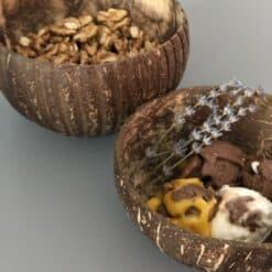 Bol din nuca de cocos Jackfruit