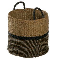 Alege cos depozitare Hon Anh din iarba de mare cu manere.