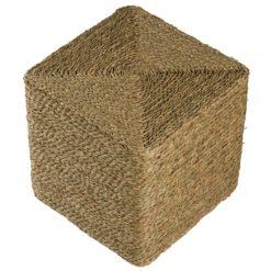 Puf cub din iarba de mare