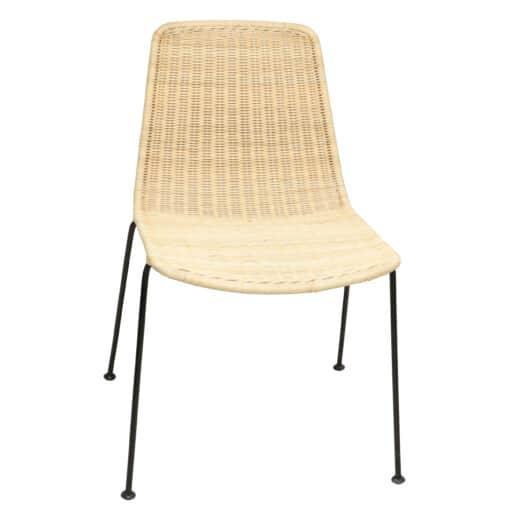 Alege scaun dining din ratan pentru un design unic.